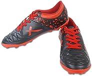 Vector X Fizer, Men's Soccer Shoes, Multicolour (Black/Red), 44 EU