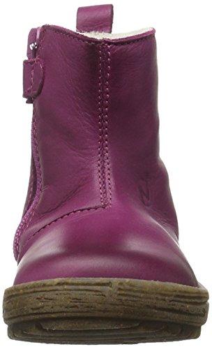 Naturino Naturino Desert, Bottes courtes avec doublure chaude fille Violet - Violett (Mirtillo_9106)