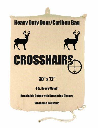 lewis-n-clark-crosshairs-30-x-72-inch-4-ounce-heavy-duty-deer-caribou-bag-by-lewis-n-clark