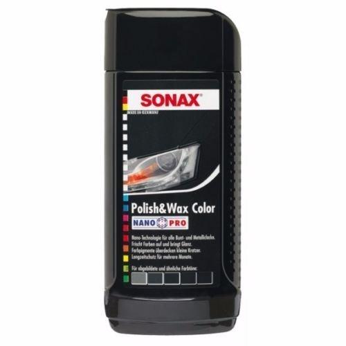 Sonax Polish cera color Nano Pro