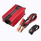 1000W Wechselrichter-Konverter DC 12V zu AC 100-110V Kfz-Ladegerät mit 4.2A 2 USB-Ports Auto-Netzteil