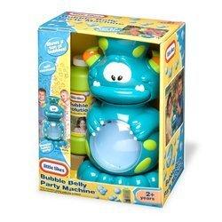 Little Tikes Bubble Belly Party Machine