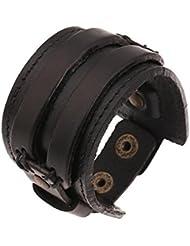 A Bracelet à Main En Cuir RéTro Avant-Gardiste DéContracté