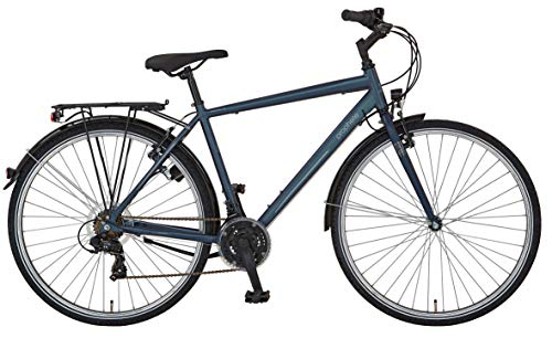 "Prophete ENTDECKER 9.0 Trekking Bike 28\"" Herren Trekkingfahrrad anthrazit matt RH 52 cm"