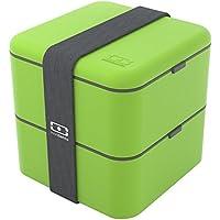 monbento Square - lunch boxes (Verde, Plaza)