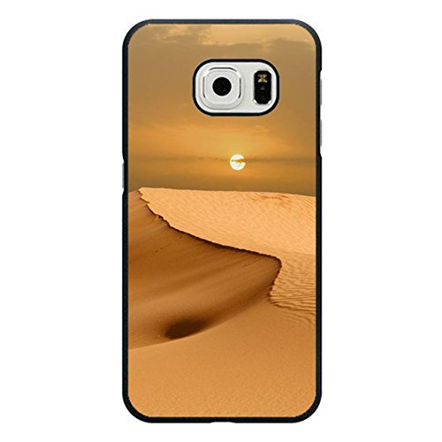 Samsung Galaxy S6 Edge Exquisite Nice Style Scenery Figure Exquisite Desert Cover Case for Samsung Galaxy S6 Edge Cartoon Natural Attractive Desert Series Phone Case