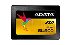 ADATA ASU900SS Screen Panel C 1TB Internal Solid State Drive 6.35 cm (2.5 Inches) black black 1 tb