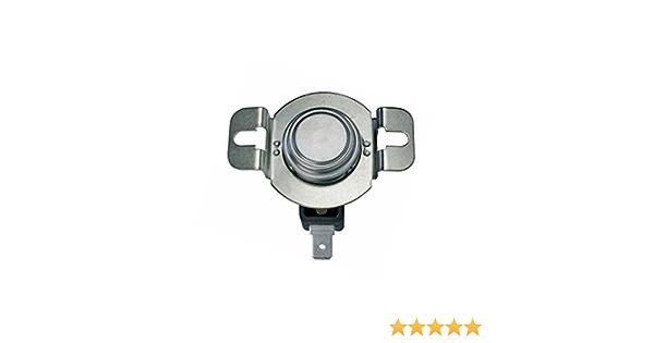 Original Temperaturbegrenzer Klixon Öffner 167°C Whirlpool 481925228078 Backofen