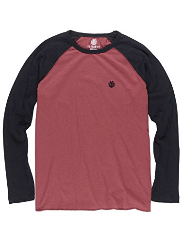 Element Blunt Longsleeve Black
