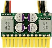 Mini-Box.com PicoPSU-160-XT - Fuente de alimentación ATX de 200 W DC-DC para sistemas HTPC o NAS [Importado]