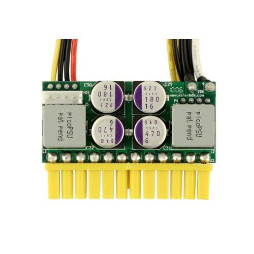 PicoPSU-160-XT 160W/200W Peak 12V DC-DC ATX Netzteil/Power Supply