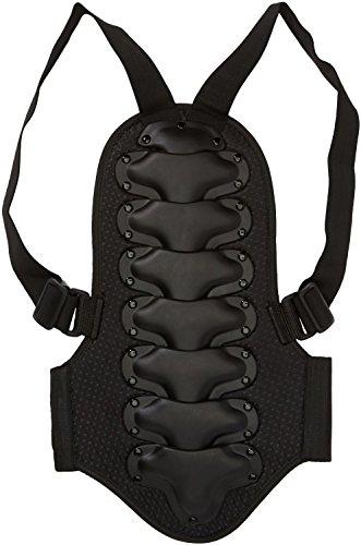 *Protectwear RPK-S Rückenprotektor Kinder für Motorrad, Ski, Snowboard, Größe S, Schwarz*