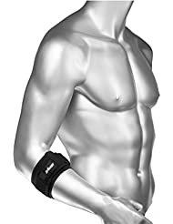 Zamst Elbow Sleeve - Codera negro negro Talla:extra-large