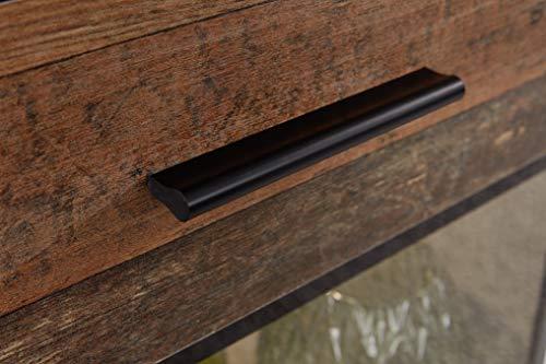 Wohnwand Set Holz, mit viel Stauraum Bild 5*