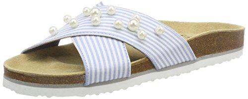 TOM TAILOR Damen 3793901 Pantoffeln