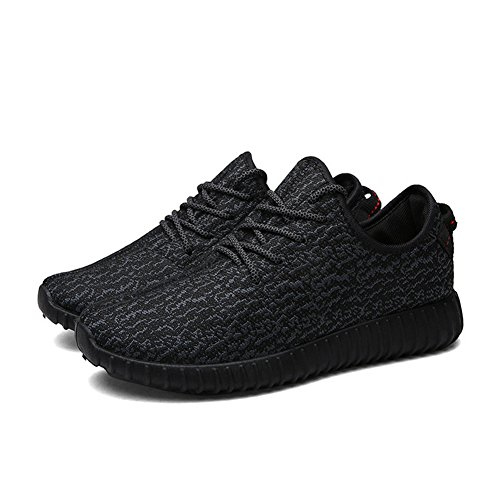 fereshte ,  Unisex Erwachsene Sneaker Low-Tops All Black