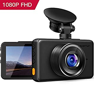 APEMAN In Car Dash Cam 1080P FHD DVR Car Driving Recorder 3