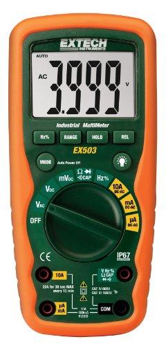 Extech Multimeter (Extech EX503 Hochleistungs-Multimeter)