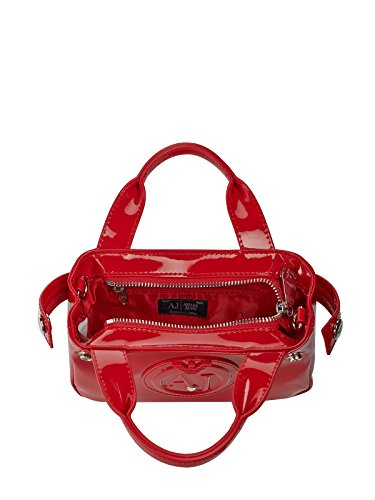 Armani Jeans 922528cc855, Sacs bandoulière Rouge - Rot (TANGO RED 17574)