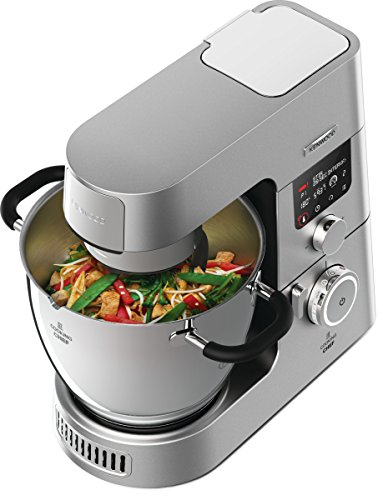 Recensione e opinioni su Kenwood Cooking Chef Gourmet Robot ...