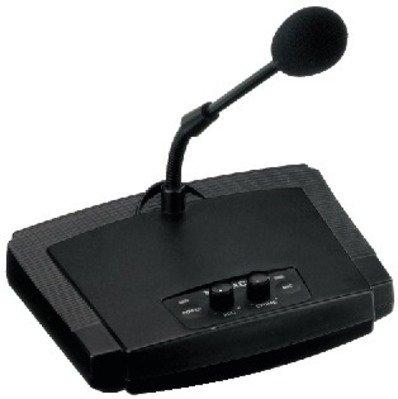 Monacor ECM-450Elektret-Gong-Mikrofon (Car Audio Kondensator Batterie)