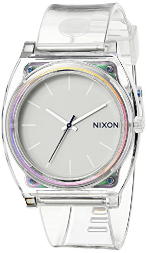 Nixon Damen-Armbanduhr XS Analog Quarz Plastik A1191779-00 (Nixon-armbanduhr Frauen)
