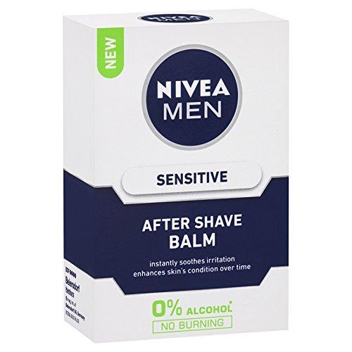 Nivea Men After Shave Balm Sensitive 100 ML Made in Germany