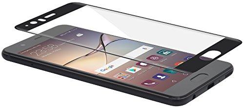 StilGut Bildschirmschutzfolie Curved 3D aus echtem Glas kompatibel mit Huawei P10 Plus