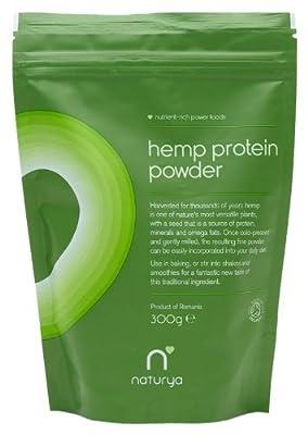 (2 Pack) - Naturya - Org Hemp Protein Powder | 300g | 2 PACK BUNDLE from NATURYA