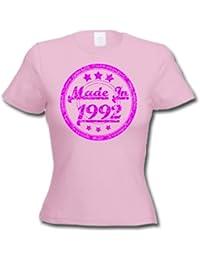 MADE IN 1992 - Cadeau d'anniversaire 22 ans T-Shirt Femme