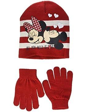 Minnie Mickey Mouse al You Need Is Love, Berretto in Maglia Bambina