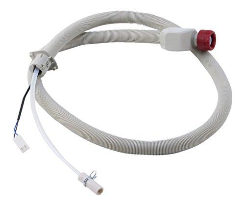 DREHFLEX - Aquastop/Aquastopschlauch/Zulaufschlauch/Einlaufschlauch passend für diverse Geschirrspüler/Spümaschinen von AEG/Eletrolux/Privileg - passend für Teile-Nr. 807250617-6/8072506176