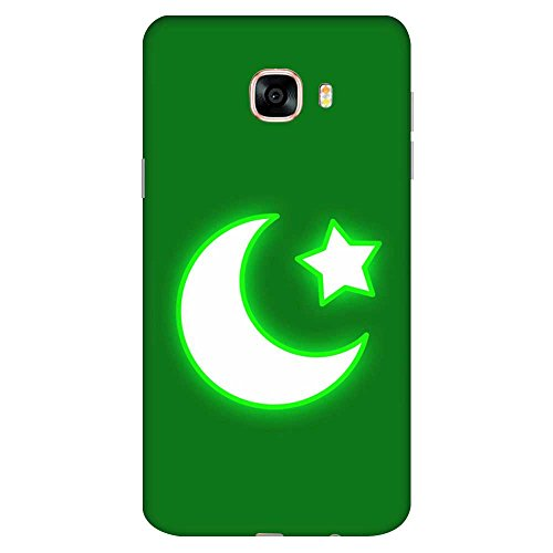 Bhishoom Designer Printed Back Case Cover for Samsung Galaxy C7 SM-C7000 (Allah...