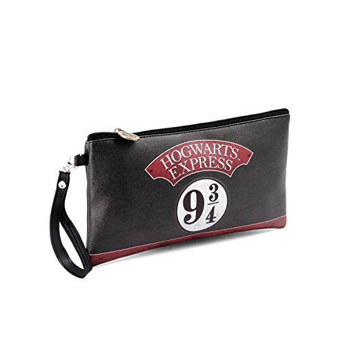 41mSPWYri9L - Karactermania Harry Potter Express-Monedero Post Monedero, 14 cm, Negro