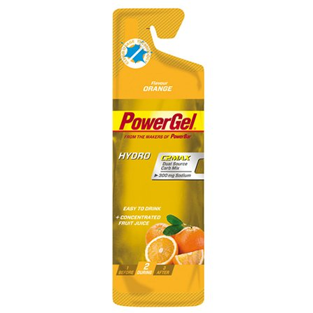 Powerbar PowerGel Hydro Orange, 70g - 70