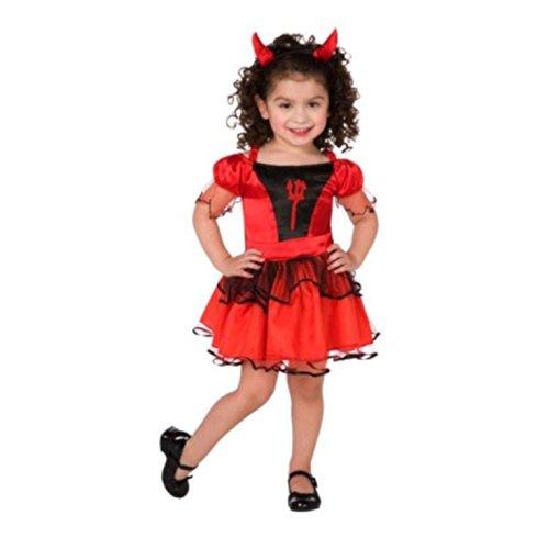 Assistent Kostüm Kid - Morph OMPAL17928M Kostüm Girls Skelett M