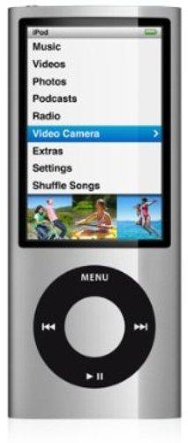 Apple Ipod Nano 5. Generation 8GB Silber Mp3 Player 5G