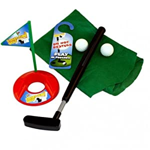 Mint Concepts - T-UP Gadget-Toilet Golf