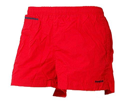 Reebok Basic Boxer Excell K89451 Herren Boardshorts Meer Rot