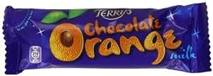 Terry's Chocolate Orange Bar (40g) - 36 Pack