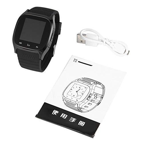 Candyberry più Nuovo aggiornamento M26 Wireless Bluetooth Smartwatch Smart Orologi digitali da Polso SYNC Phone Mate per iOS Apple per iPhone per telefoni Android