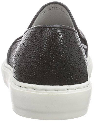 Bronx Bmecx Damen Sneakers Schwarz (01 Black)