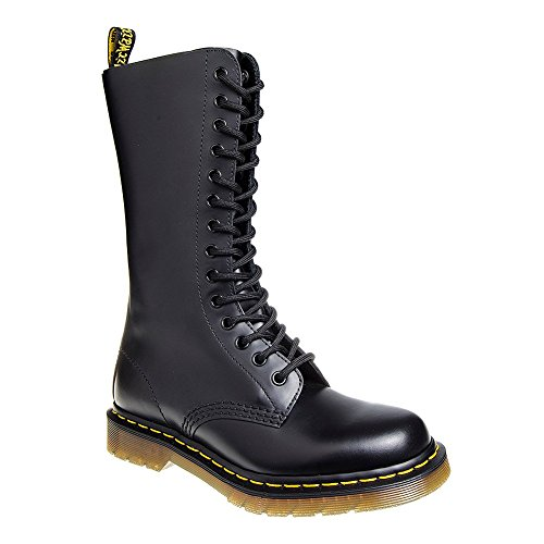 Dr Martens 1914 Mens Boots Lace Up Leather Pull On Tab Casual Male Footwear N...