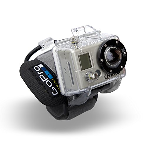 GoPro HD Wrist Housing - Carcasa para cámara subacuática, transparente