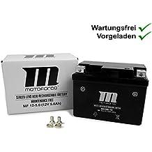 Wartungsfreie Batterie YTX7A-BS 6Ah Kymco Super 8 125 NEWSento 50i Agility 50 RS 2T Agility 50 Carry 4T Steco Power