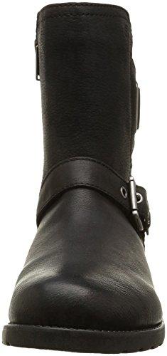 Rockport Abia, Bottes Classiques Femme Noir (Black Dist Goat)