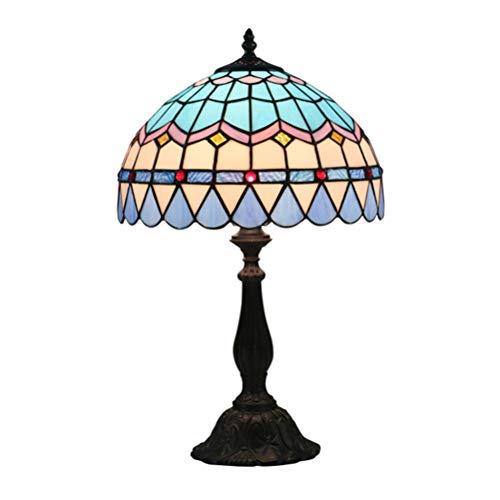 Plattform Vertikaler Standfuß Europäische Retro Mediterranen Stil Tischlampe Schlafzimmer Nachttischlampe Warmes Licht Mode Kreative Restaurant Bar Taste Für Wohnzimmer / Esszimmer / Küche / Schlafzim