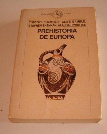 Prehistoria De Europa