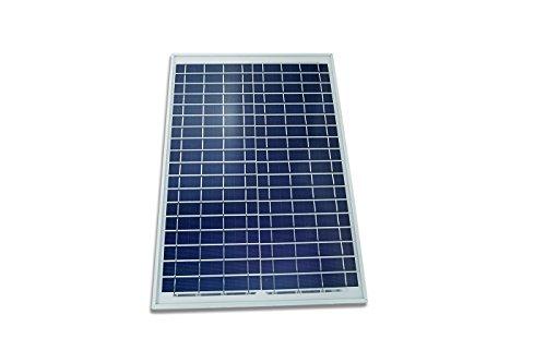 Panel solar fotovoltaico compuesto celdas de silicio con un marco de aluminio. Estructura robusta, resistente a la intemperie, óptima para instalar en caravanas, terrazas, para tener energía que alimente nuestros equipos eléctricos, siempre respetand...