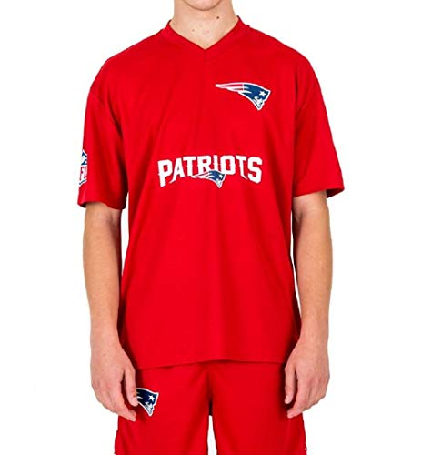 and Patriots Wordmark Jersey Trikot, Größe :XXL ()